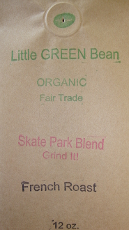12 oz. Skate Park Blend - French Roast