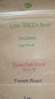 2 oz. Skate Park Blend - French Roast